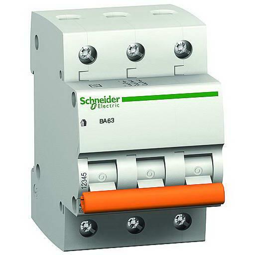 Автоматический выключатель ВА63 1П 20A C Schneider Electric …